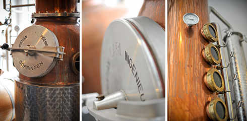 Avadis pot still. Photo by Avadis Distillery.