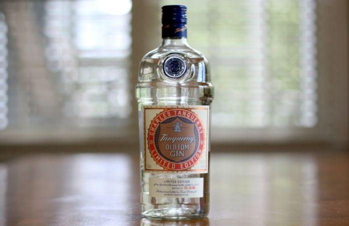 Tanqueray Old Tom Gin. Photo by drinkspirits.com.