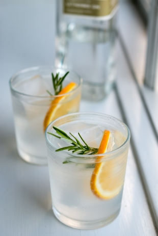Letherbee Gin & Fever-Tree Tonic. Photo by Michael Sperling.