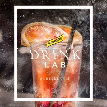 Schweppes Drink Lab 2014. Photo by Schweppes.
