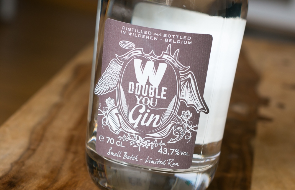 Double You Gin. Photo by Michael Sperling.