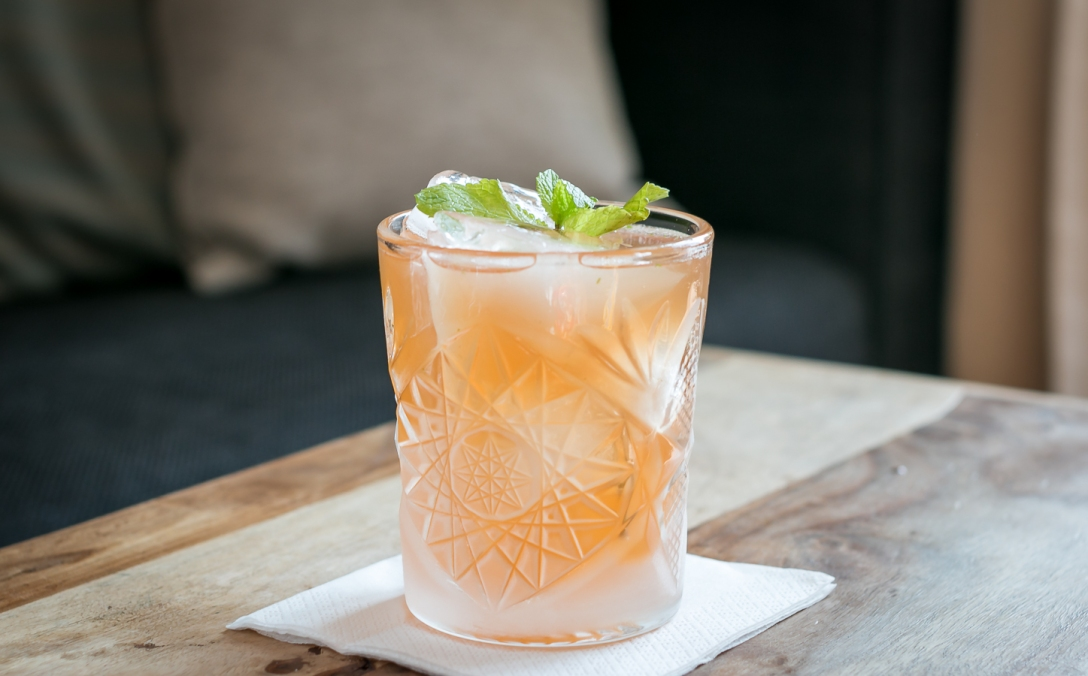 Gin Genie. Photo by Michael Sperling.