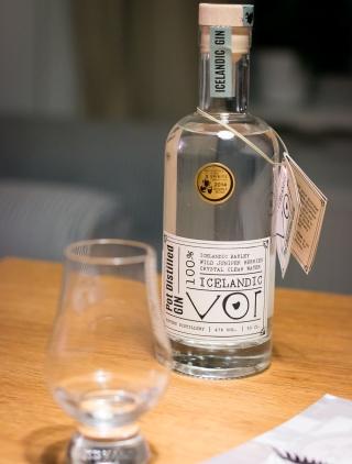 Vor Gin. Photo by Michael Sperling.