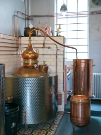 Summerhall Distillery. Photo by Michael Sperling.