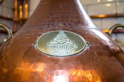 Summerhall Distillery. Photo by Michael Sperling.