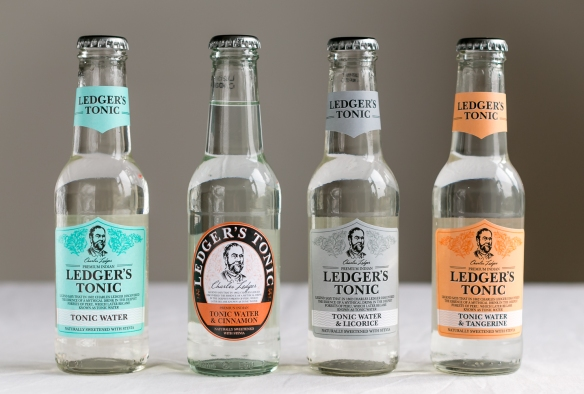 Ledger's Tonic. Photo by Michael Sperling.
