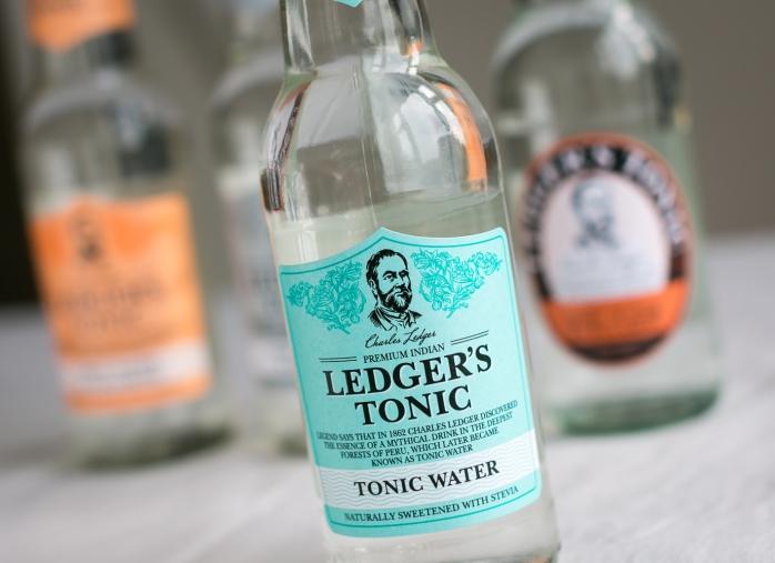 Ledger's Tonic. Photo by Michael Sperling.