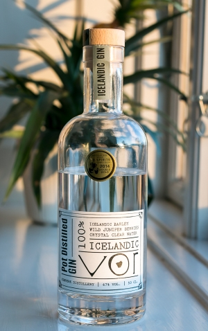 Vor Gin. Photo by Michael Sperling.