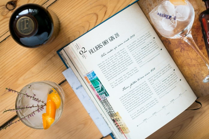 Gin & Tonic - Around the World in 80 Gins af Manuel Wouters. Photo By Michael Sperling.