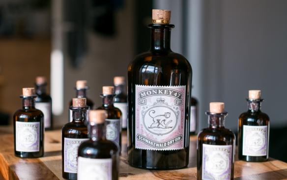Monkey 47 Distiller's Cut 2014. Photo by Michael Sperling.