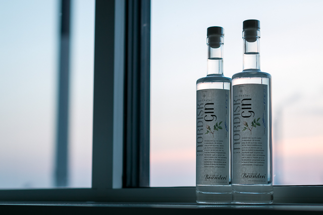 Nordisk Gin. Photo by Michael Sperling.