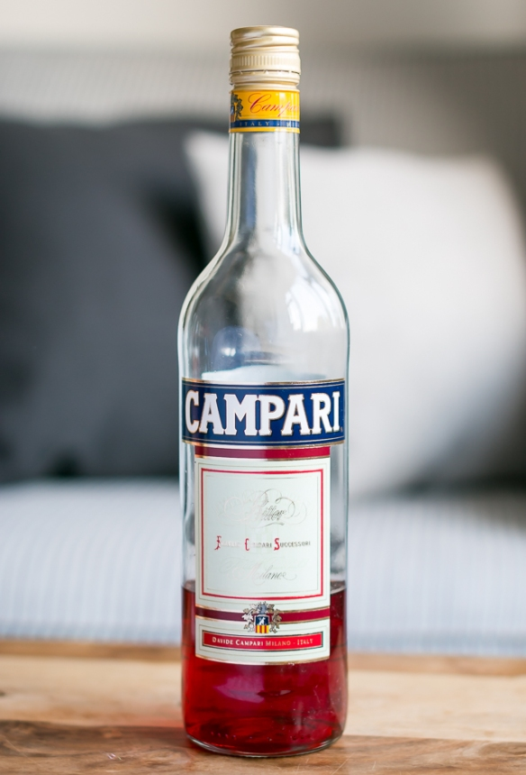 Campari. Photo by Michael Sperling.