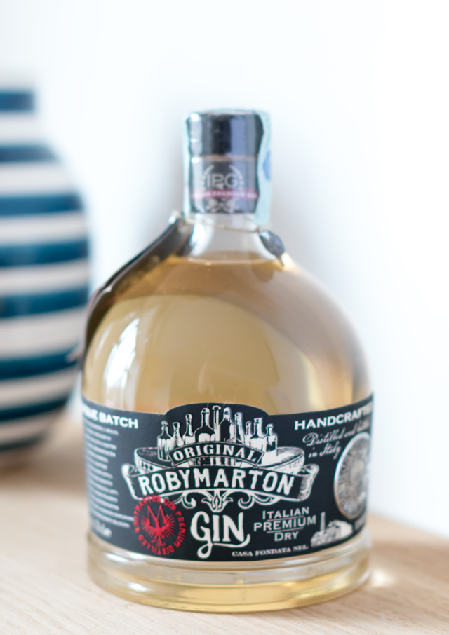 Roby Marton Gin. Photo by Michael Sperling.
