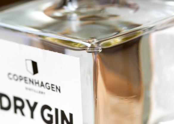 Copenhagen Dry Gin. Photo by Michael Sperling.