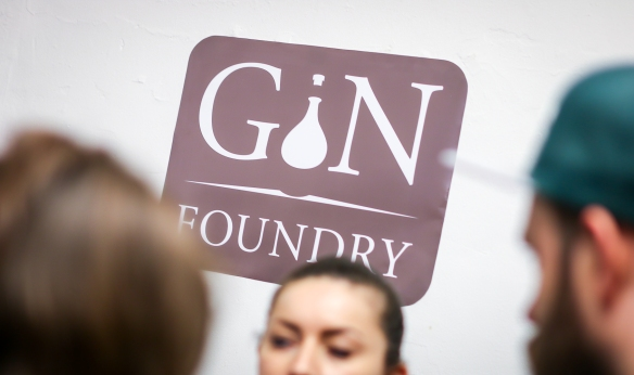 Gin Foundry. Junipalooza 2015. Photos by Michael Sperling.