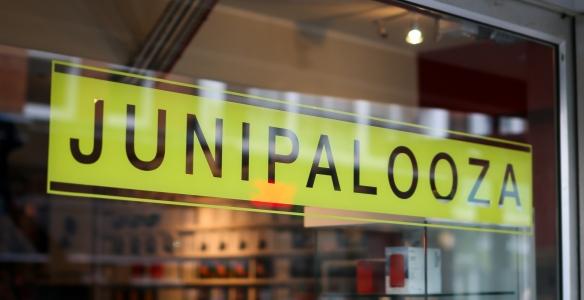 Junipalooza 2015. Photos by Michael Sperling.