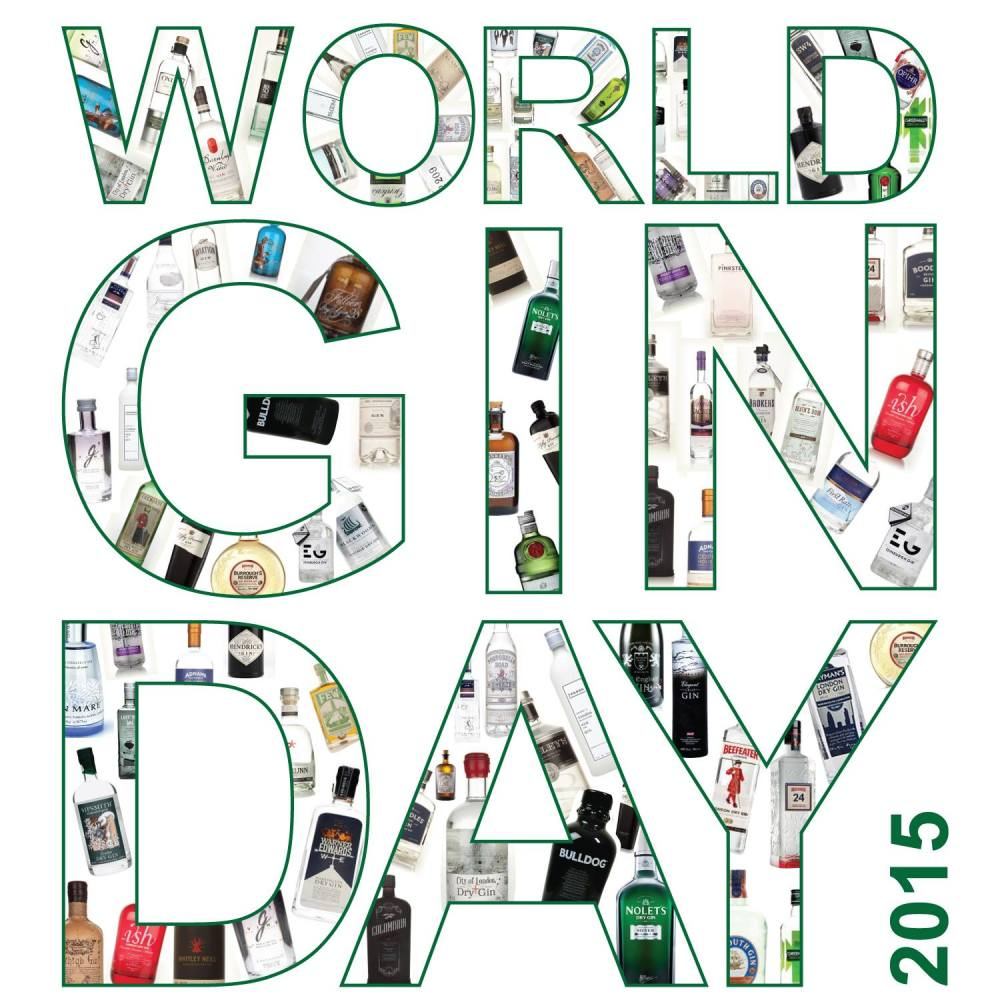 World Gin Day 2015. Photo by WorldGinDay.com.