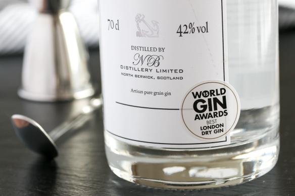 NB Gin. Photo by Michael Sperling, En Verden af Gin.
