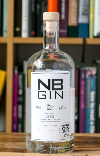 NB Gin. Photo by Michael Sperling, En Verden af Gin.
