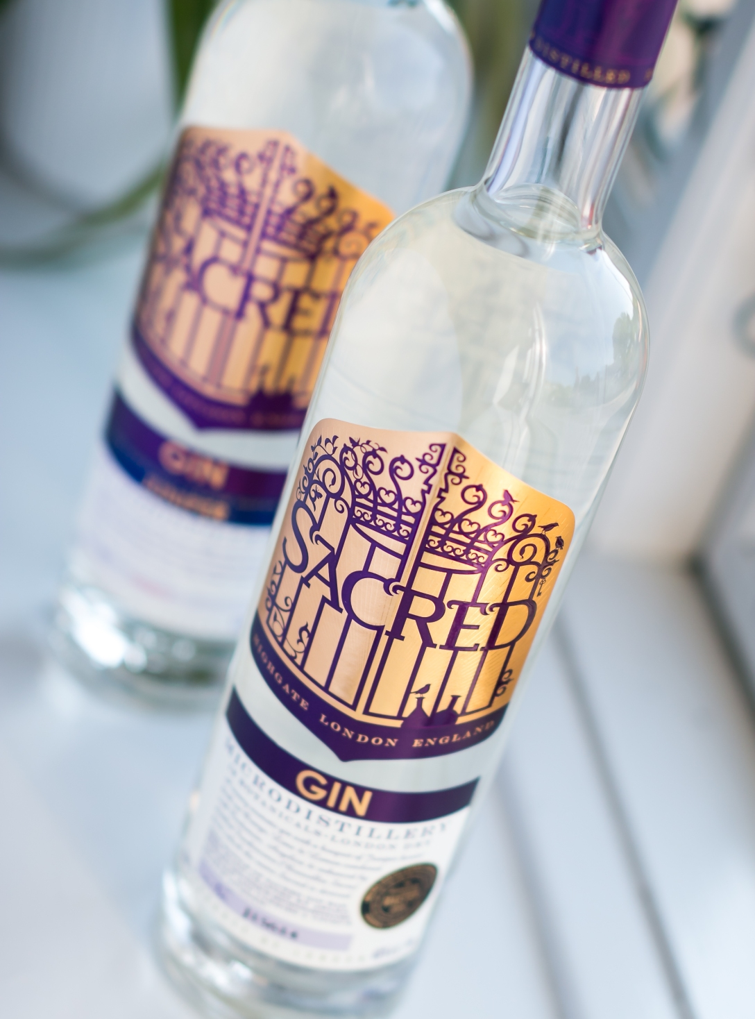 Sacred Gin. Photo by Michael Sperling.