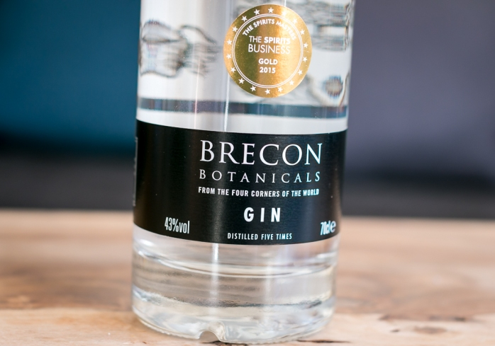 Brecon Botanicals Gin. Photo by Michael Sperling, En Verden af Gin.