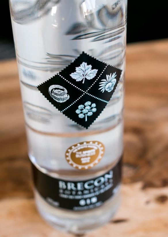 Brecon Botanicals Gin. Photo by Michael Sperling, En Verden af Gin.