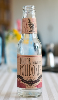 Doctor Polidoris Tonic. Photo by Michael Sperling, En Verden af Gin.