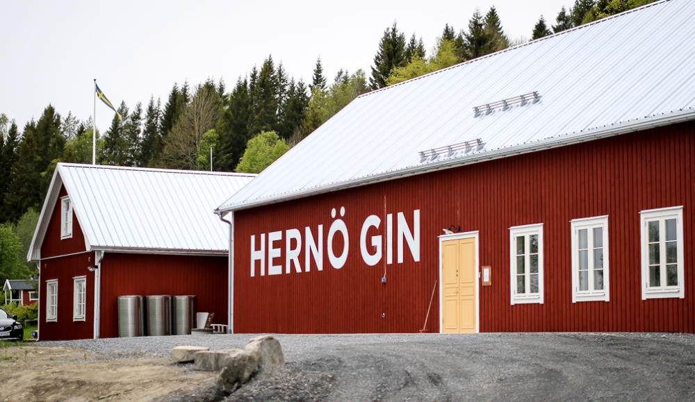Hernö Distillery. Photo by Michael Sperling, En Verden af Gin.