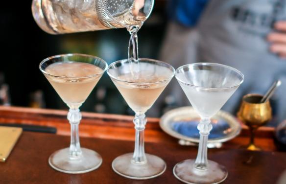 Martini. Photo by Michael Sperling, En Verden af Gin.