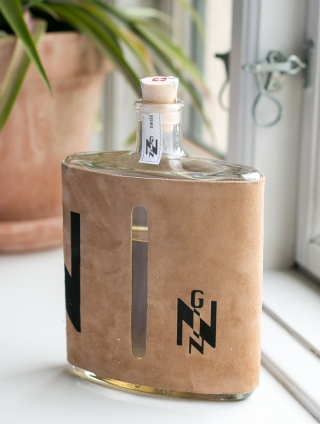 Nginous Vermouth Cask Gin. Photo by Michael Sperling, En Verden af Gin.