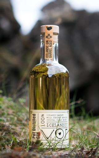 Vor Barrel Aged Gin. Photo by Michael Sperling, En Verden af Gin.