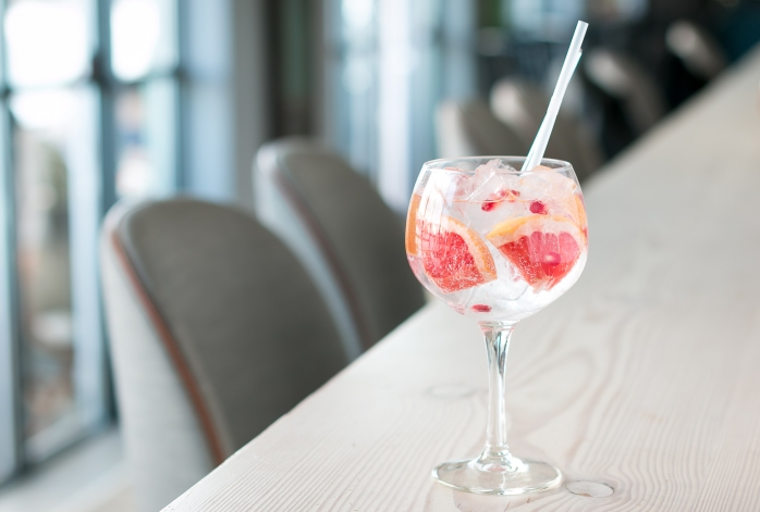 Gin and Tonic. Photo by Michael Sperling, En Verden af Gin.