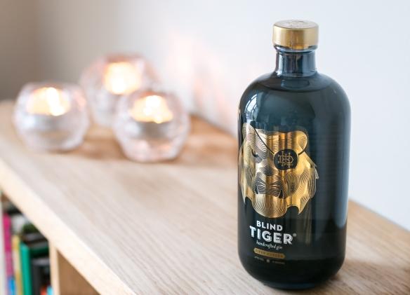 Blind Tiger Gin. Photo by Michael Sperling, En Verden af Gin.