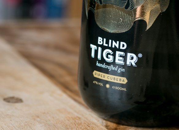 Blind Tiger Gin. Photo by Michael Sperling.