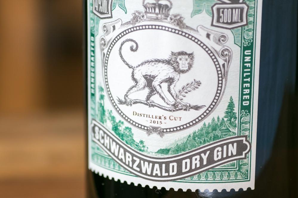 Monkey 47 Distiller's Cut 2015. Photo by Michael Sperling,