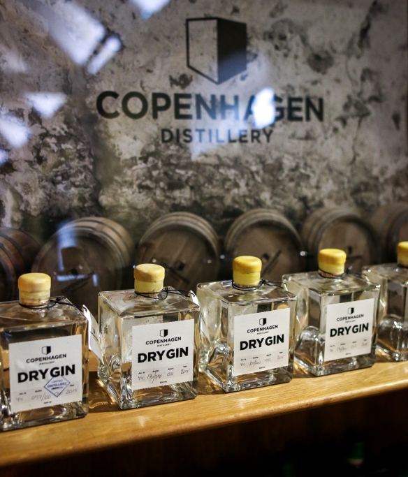 Copenhagen Distillery. Juleåben. Photo by Michael Sperling, En Verden af Gin.