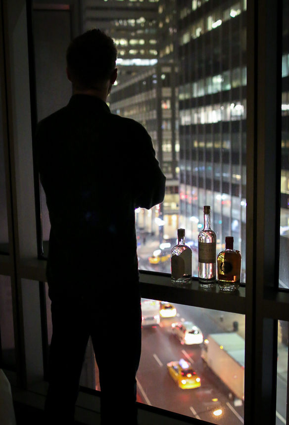 New Yorks Ginner. Photo by Michael Sperling, En Verden af Gin.