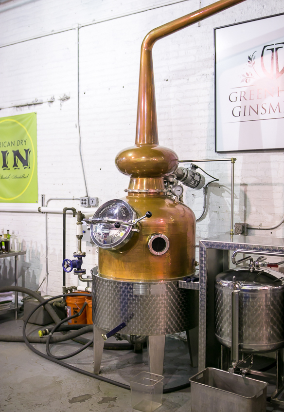 Greenhook Ginsmiths. Photo by Michael Sperling, En Verden af Gin.