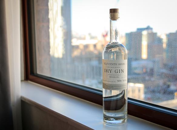 Eleventh Hour Gin. Photo by Michael Sperling, En Verden af Gin.