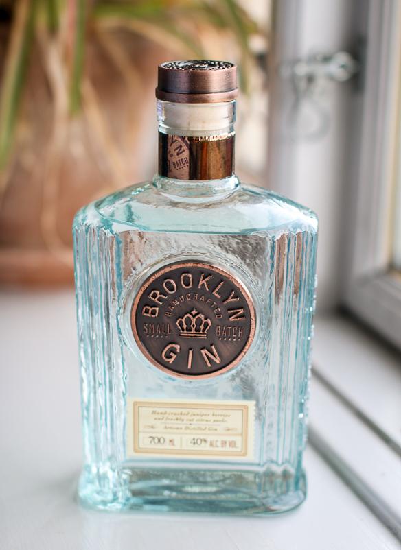 Brooklyn Gin. Photo by Michael Sperling, En Verden af Gin.