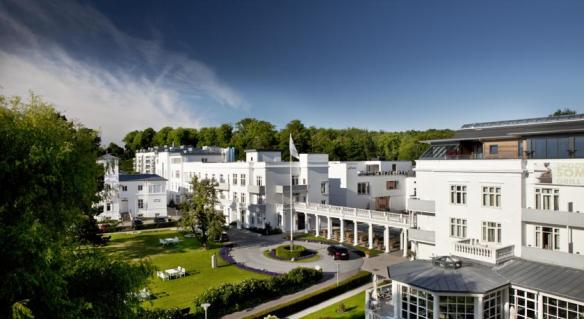 Kurhotel Skodsborg. Photo by Kurhotel Skodsborg.