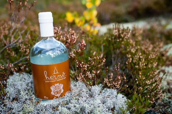 Hernö High Coast Terroir Gin. Photo by Michael Sperling.
