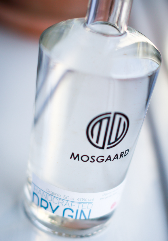 Mosgaard Dry Gin. Photo by Michael Sperling, En Verden af Gin.