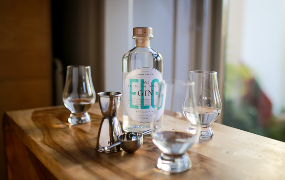 Gin tastings by En Verden af Gin. Photo by Michael Sperling.