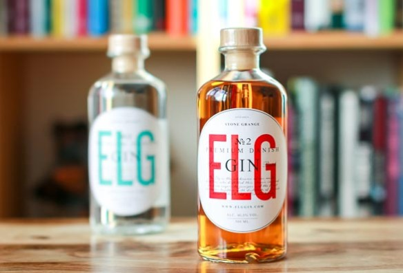 ELG Gin No.1 ogNo.2. Photo by Michael Sperling.