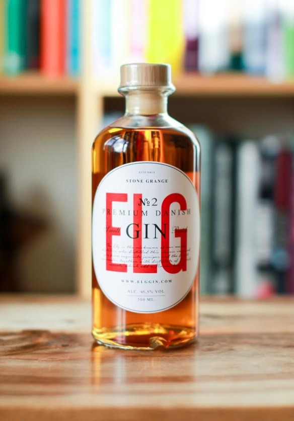 ELG No.2 Gin. Photo by Michael Sperling.