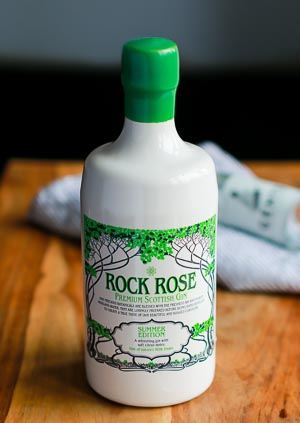 Rose Rock Gin - Summer Edition. Photo by Michael Sperling.