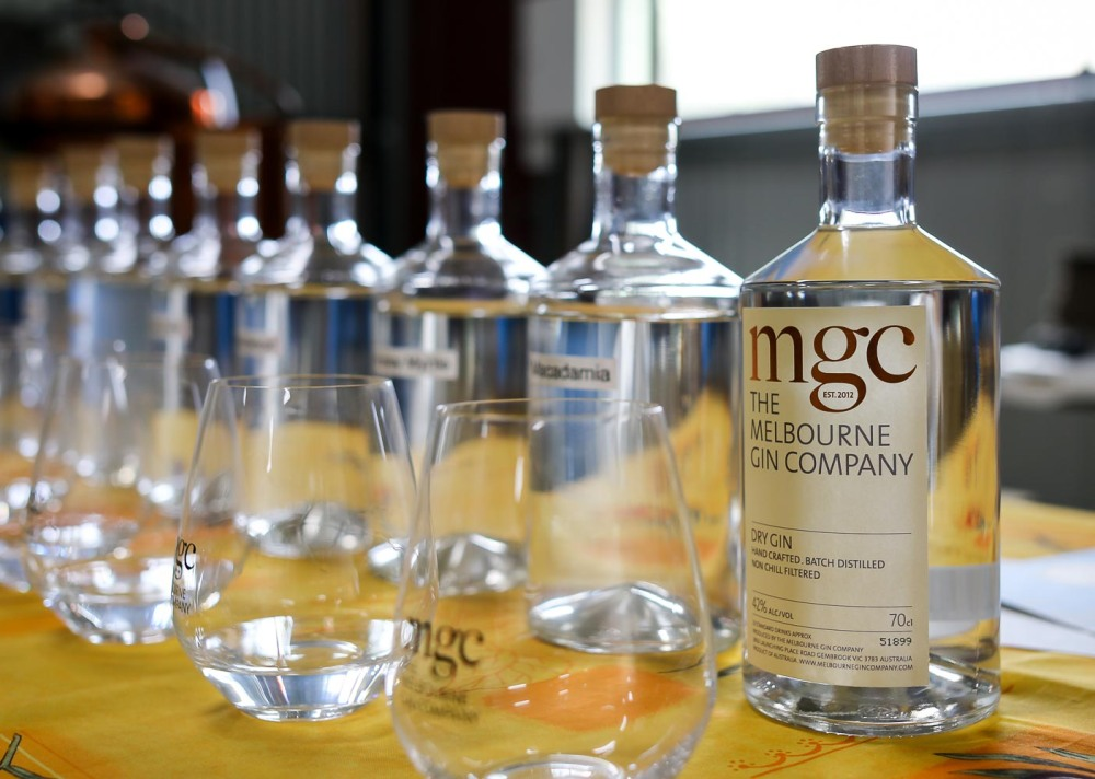 The Melbourne Gin Company. Photo by Michael Sperling.