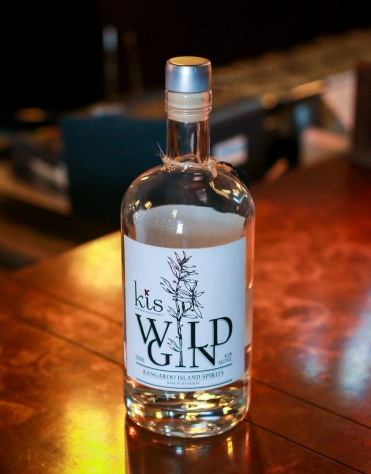 KIS Wild Gin fra Kangaroo Island Spirits. Photo by Michael Sperling.