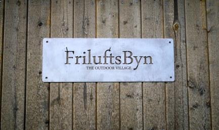 Konkurrencen blev afholdt i FriluftsByn. Photo by Michael Sperling.